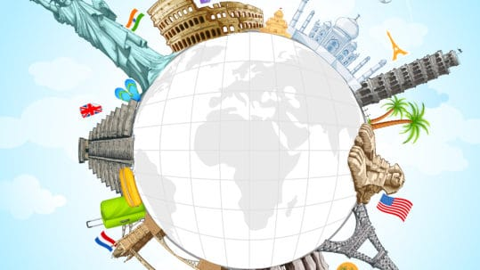 site internet international